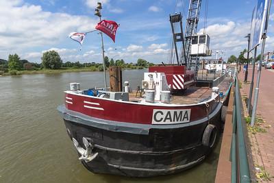 Cama, kraanschip 02320073 info