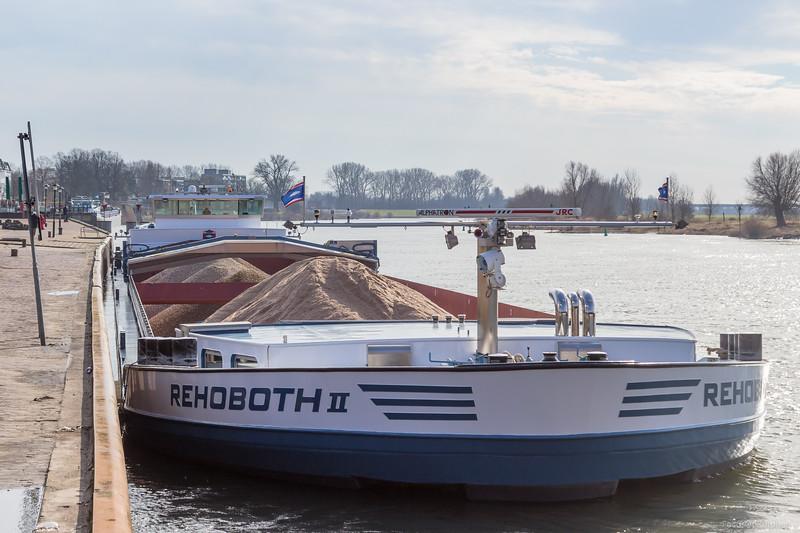 """Rehoboth II, vrachtschip 02334054 <a href=""""https://www.binnenvaart.eu/motorvrachtschip/12501-rehoboth-ii.html"""" target=""""_blank"""">info</a>"""