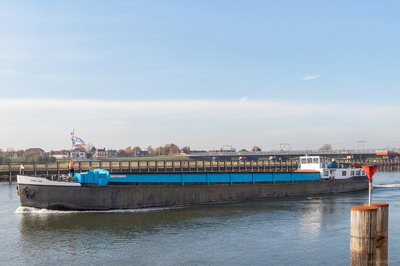 """Cordi-Jan, vrachtschip 02312829 <a href=""""https://www.binnenvaart.eu/onbekend/13680-muscadet.html"""" target=""""_blank"""">info</a>"""