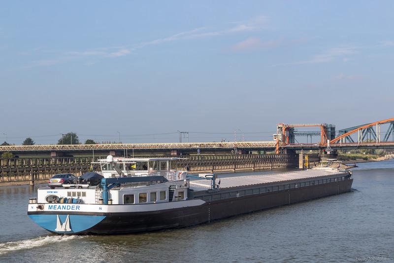 """Meander, vrachtschip 02327207 <a href=""""https://www.binnenvaart.eu/motorvrachtschip/8022-egbert-sr.html"""" target=""""blank"""">info</a>"""