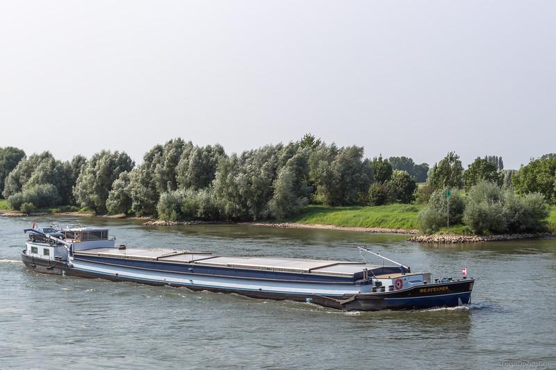 """Bestevaer, vrachtschip 03290261 <a href=""""https://www.binnenvaart.eu/motorvrachtschip/19618-argu.html"""" target=""""blank"""">info</a>"""