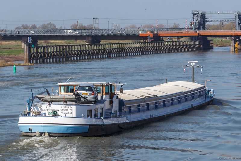 "Verdon, vrachtschip 06002172 <a href=""https://www.binnenvaart.eu/motorvrachtschip/39127-spes-mea.html"" target=""blank"">info</a>"