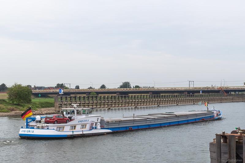 """Ambiorix, vrachtschip 06000633 <a href=""""https://www.binnenvaart.eu/motorvrachtschip/19969-ambiorix.html"""" target=""""blank"""">info</a>"""