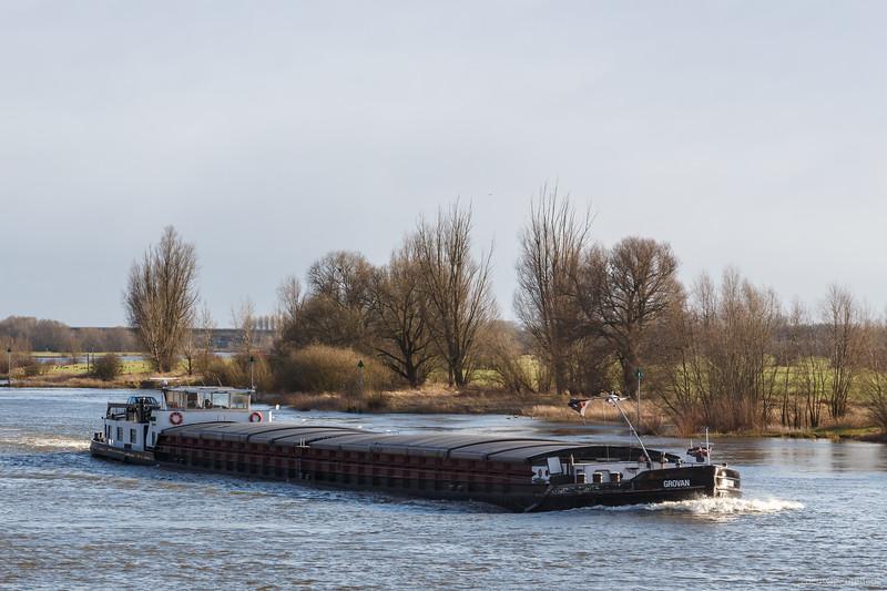"Grovan, vrachtschip 02307092 <a href=""https://www.binnenvaart.eu/sleepvrachtschip/13359-natuco.html"" target=""_blank"">info</a>"