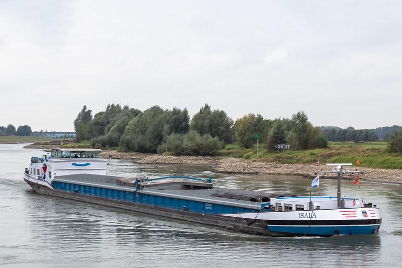 """Isala, vrachtschip 02324679 <a href=""""https://www.binnenvaart.eu/motorvrachtschip/3378-eben-haa-zer.html"""" target=""""blank"""">info</a>"""