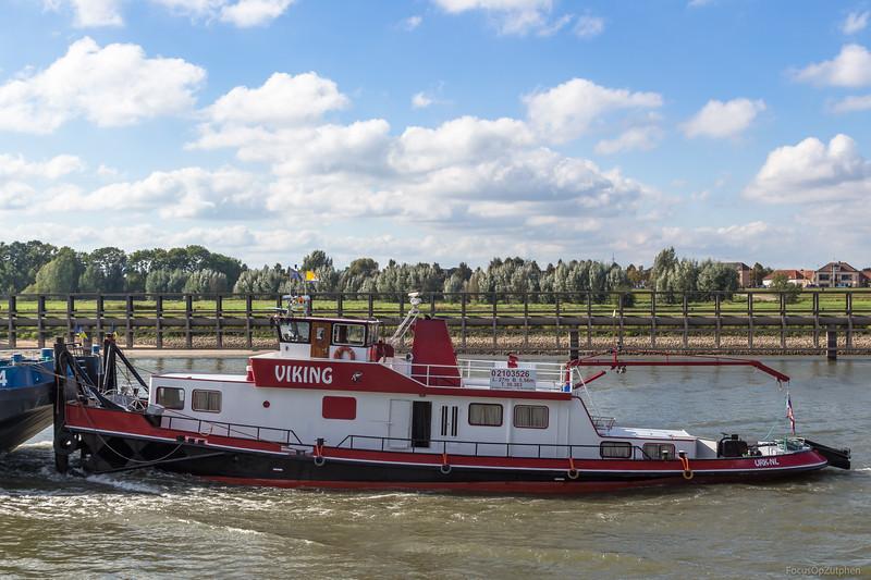 """Viking, duwboot 2102564 <a href=""""https://www.binnenvaart.eu/motorduwboot/1691-mount-everest.html"""" target=""""blank"""">info</a>"""