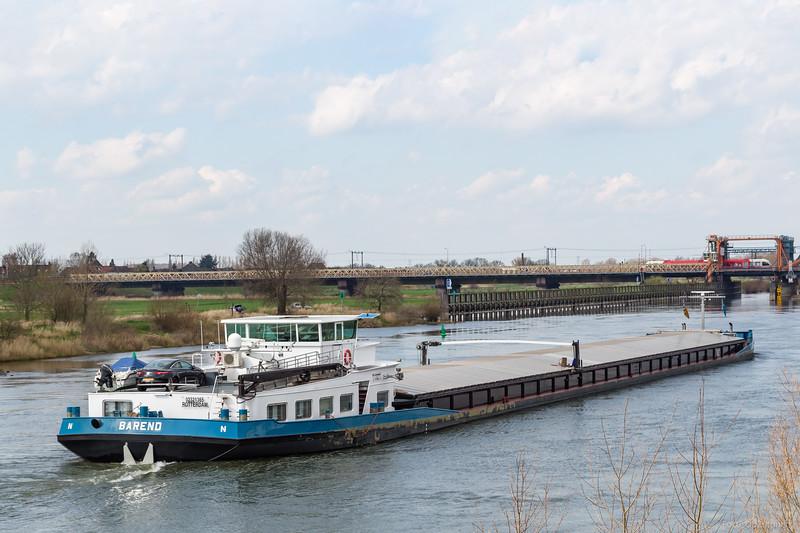 """Barend, vrachtschip 02321365 <a href=""""https://www.binnenvaart.eu/motorvrachtschip/2131-barend.html"""" target=""""_blank"""">info</a>"""