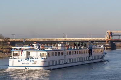 Calypso, passagiersschip 02321970 info
