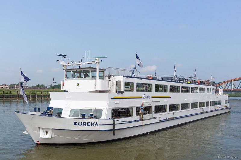 """Eureka, passagiersschip 02326314 <a href=""""http://www.binnenvaart.eu/onbekend/17920-eureka.html"""" target=""""_blank"""">info</a>"""