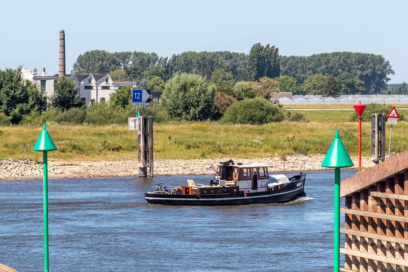 "Truy, recreatievaartuig 02322270 <a href=""https://www.binnenvaart.eu/dienstvaartuig/43323-truy.html"" target=""_blank"">info</a>"