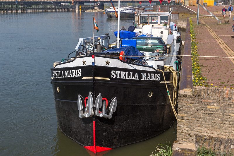 "Stella Maris, recreatievaartuig 02012239 <a href=""https://www.binnenvaart.eu/recreatievaartuig/41377-onbekend.html"" target=""blank"">info</a>"