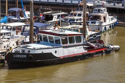 Loeder, sleepboot 02315917 info