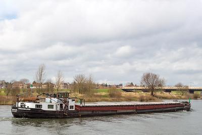 Droomland motorvrachtschip 02104480 http://www.binnenvaart.eu/onbekend/16518-panta-rhei.html