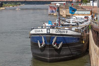 Gehan-B, vrachtschip 02203662 info