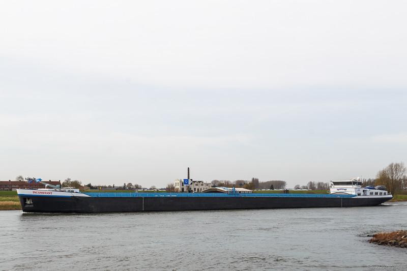 "Inconstant, vrachtschip 02318495 <a href=""https://www.binnenvaart.eu/motorvrachtschip/7112-inconstant.html"" target=""_blank"">info</a>"