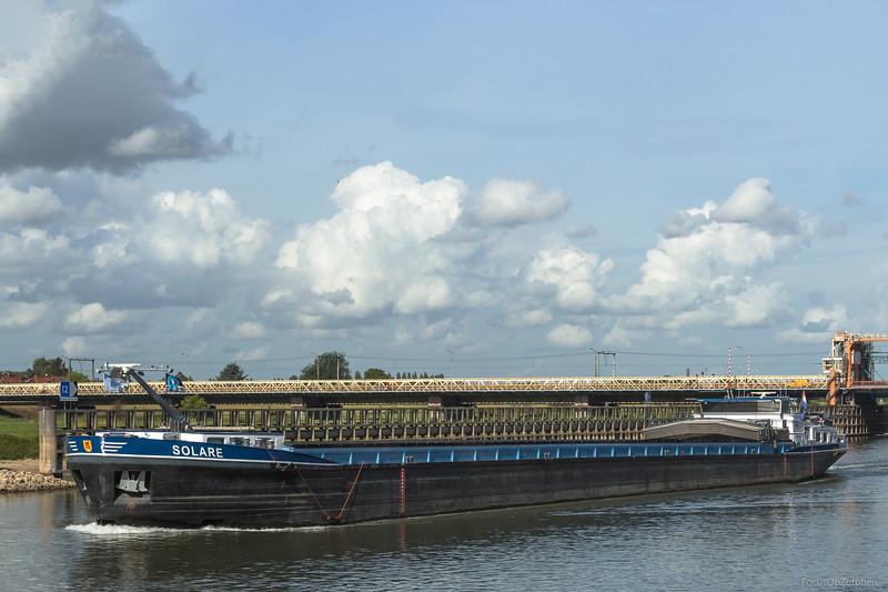 """Solare, vrachtschip 02331449 <a href=""""https://www.binnenvaart.eu/motorvrachtschip/8723-solare.html"""" target=""""blank"""">info</a>"""