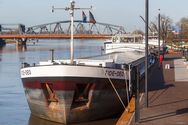 """Fide-Deo, vrachtschip 02326611 <a href=""""https://www.binnenvaart.eu/motorvrachtschip/2413-fide-deo.html"""" target=""""blank"""">info</a>"""