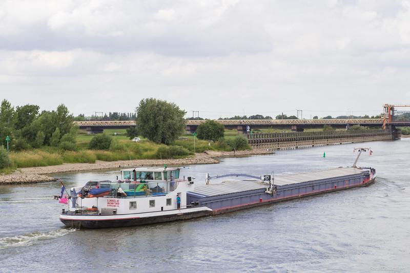 "Lukkelie, vrachtschip 02307369 <a href=""https://www.binnenvaart.eu/motorvrachtschip/13260-disponibel.html"" target=""_blank"">info</a>"