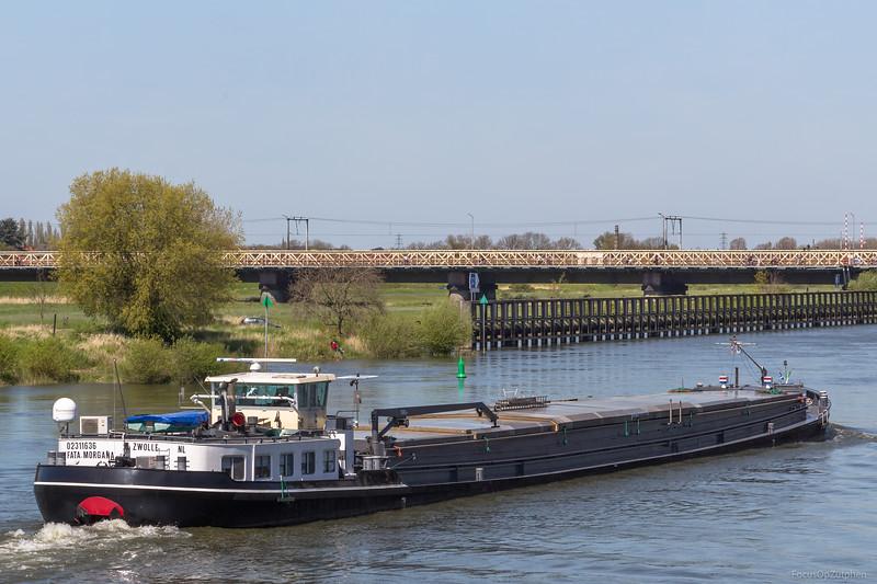 """Fata-Morgana, vrachtschip 02311636 <a href=""""https://www.binnenvaart.eu/motorvrachtschip/31972-fata-morgana.html"""" target=""""_blank"""">info</a>"""