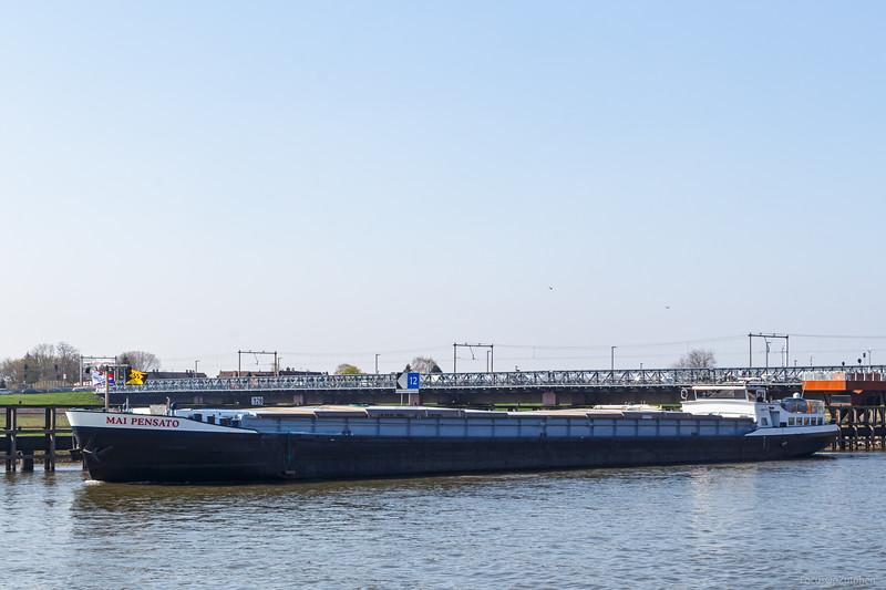"Mai Pensato, vrachtschip 02207460 <a href=""https://www.binnenvaart.eu/onbekend/6555-mary.html"">info</a>"