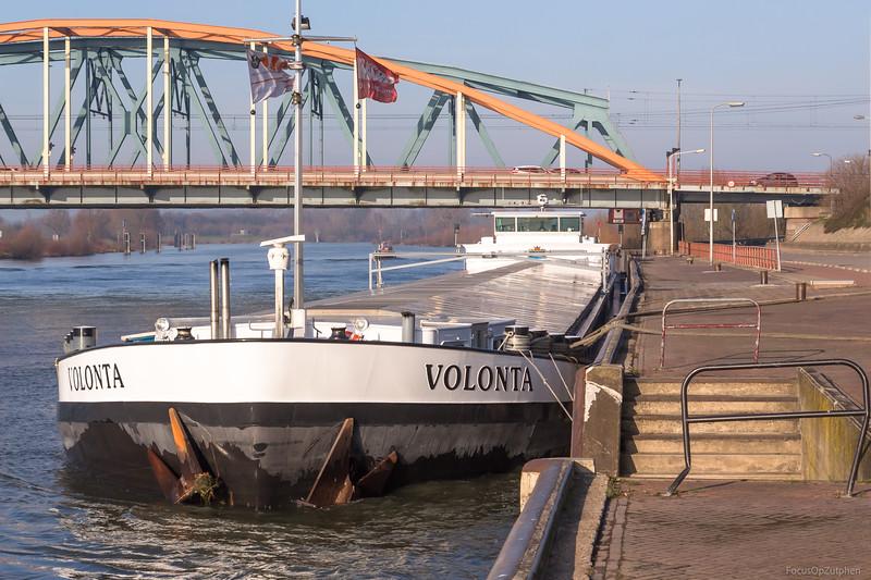 """Volonta, vrachtschip 02321697 <a href=""""https://www.binnenvaart.eu/motorvrachtschip/6343-telstar.html"""" target=""""_blank"""">info</a>"""