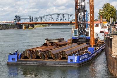 Biesbosch, werkvaartuig 02320521 info