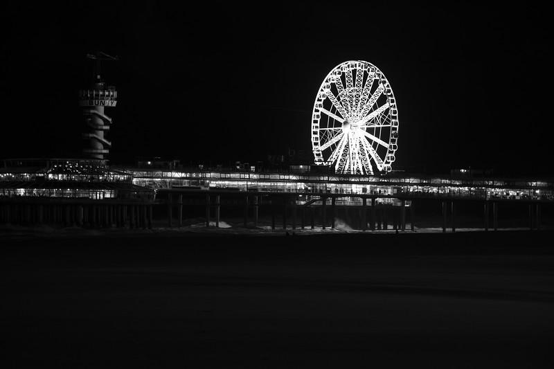 Ferris Wheel. Scheveningen Pier.