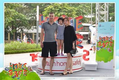 Schindler HomeSafe Activation Photo Booth in Ha Noi - Chụp hình in ảnh lấy li�n Sự kiện tại Hà Nội