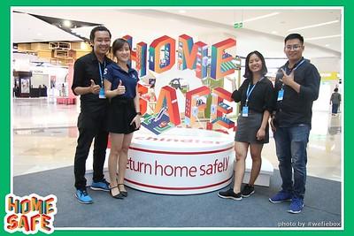 Schindler #HomeSafe Activation Photo Booth - Chụp hình in ảnh lấy liền Sự kiện