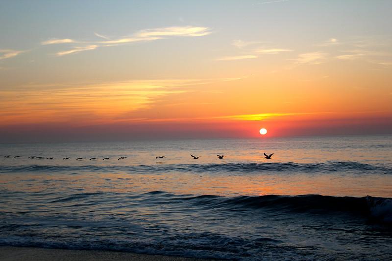 Erwachen, Sunrise
