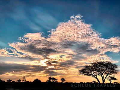 Africa Sky | Hwange National Park Zimbabwe, Africa