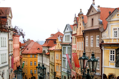 Prague Streets| Prague, Czech Republic