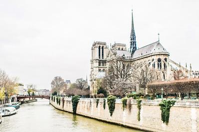 Notre Dame | Paris, France
