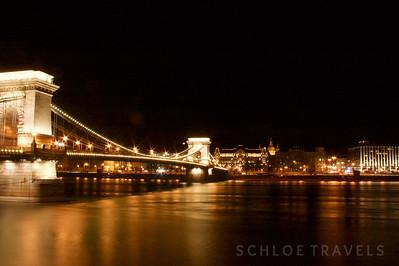 Chain Bridge | Budapest, Hungary