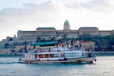 Boat | Budapest, Hungary