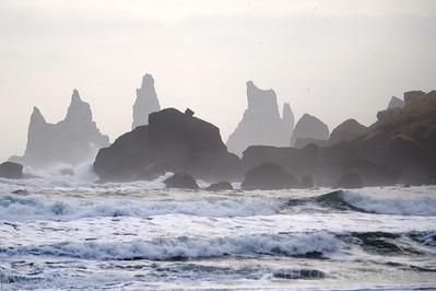 Rough Seas | Vik, Iceland