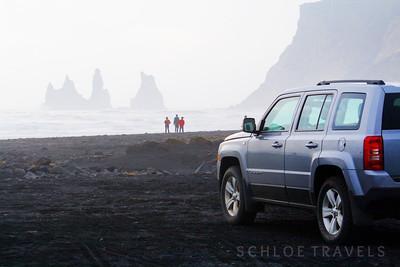 Jeep | Vik, Iceland