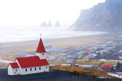 Myral Church | Vik, Iceland