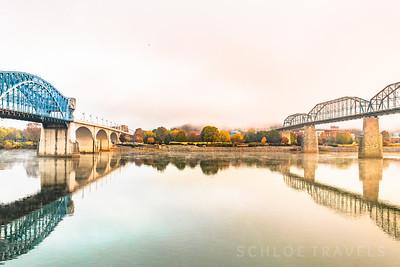 Walnut Bridge | Chattanooga, Tennessee