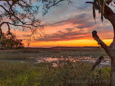 Hilton Head Sunset | Hilton Head, South Carolina