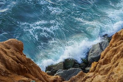 Crashing Waves | Sunset Cliffs, California