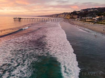 Scripps Pier | San Diego, California
