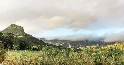 Olomana Three Peaks Trail | Oahu, Hawaii