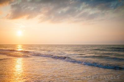 Beach Sunset | Virginia