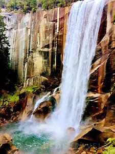 Vernal Falls | Yosemite National Park, California