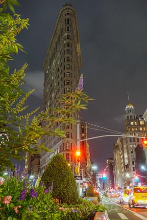 Flat Iron Building | New York City, New York