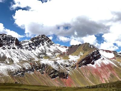 Mountain View | Rainbow Mountains, Peru