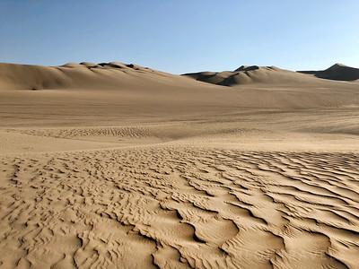 Sand Dunes | Huacachina, Peru