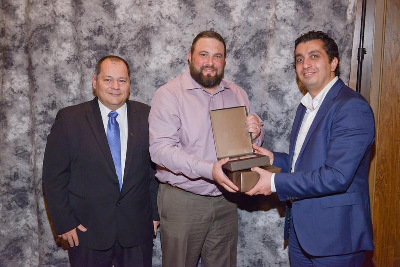 SSO Service Awards 2017