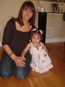 Gabi - 2 years September & October 2008